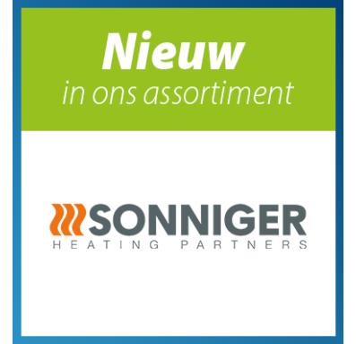 Sonniger - Nieuw in ons assortiment!