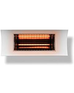 DRL E-Comfort Oasi terrasverwarmer 1000-2000W wit