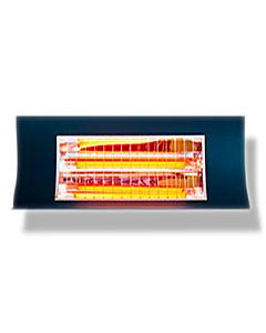 DRL E-Comfort Oasi terrasverwarmer 1000-2000W zwart