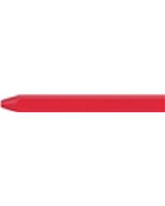 Pica markeerkrijt Classic Eco 591 rood Ø 11 x 120 mm 12 stuks