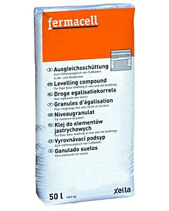 Fermacell egalisatiekorrels 20 kg 50 liter