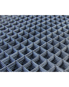 Dynamic Way draadstaalmat  50 x 50 x 2 mm / 2 x 1 m