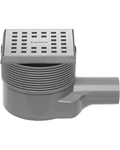 Easy Drain Aqua Quattro doucheput 100 x 100 mm Ø 40