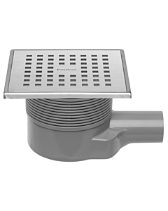 Easy Drain Aqua Quattro doucheput 150 x 150 mm Ø 40