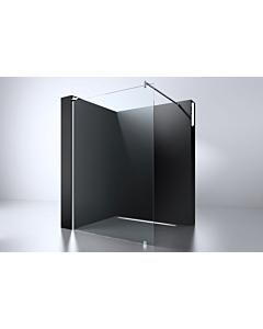 Best Design Erico inloopdouche  87-89 cm nano-glas 8 mm