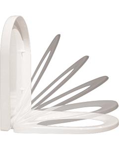 Best Design Litza toiletzitting langzaam sluitend wit