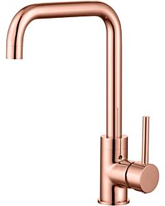 Best Design Lyon Buco keukenmengkraan H=32 cm rosé-mat goud