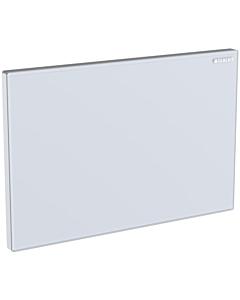 Geberit afdekplaat Sigma glas wit