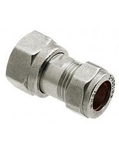 Bonfix 2-delige koppeling 15 mm knel x M24