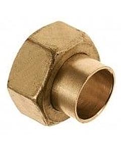 """Bonfix 2-delige koppeling 28 mm cap. x 1.1/4"""" bi.dr."""