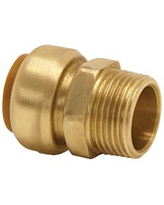 "VSH Tectite overgangskoppeling 12 mm insteek x 3/8"" bu.dr."