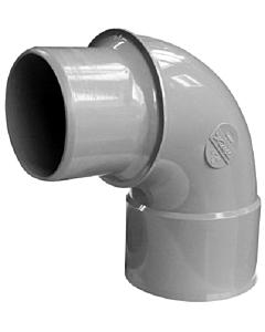 Akatherm reparatiebocht 87.5° 40 x 34 mm mof/spie in buis