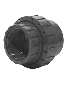 "FIP PVC-U 3-delige koppeling BIFV 20 mm mof x 1/2"" bi.dr."