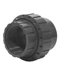"FIP PVC-U 3-delige koppeling BIFV 32 mm mof x 1"" bi.dr."