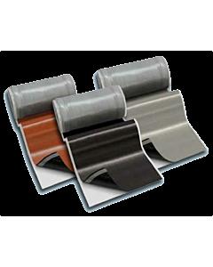 Monier Wakaflex afdichtingsband 280 mm rol 10 m antraciet