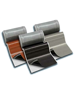 Monier Wakaflex afdichtingsband 280 mm rol 10 m loodkleur