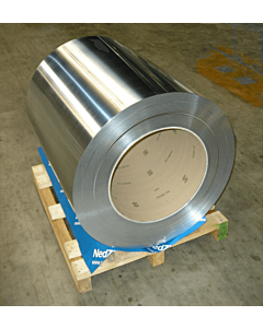 NedZink bandzink naturel 0.8 x  500 mm rol 250 kg