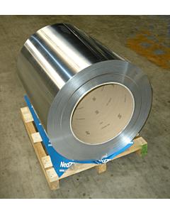 NedZink bandzink naturel 0.8 x  600 mm rol 250 kg