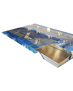 NedZink bladzink naturel 1000 x 2000 x 0.8 mm 11.5 kg
