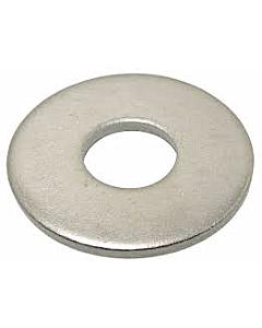 Carrosseriering verz.  M6 x 25 mm 200 stuks