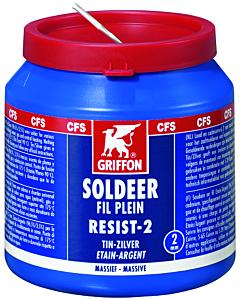 Griffon soldeerdraad Resist-2 2 mm pot 500 gram