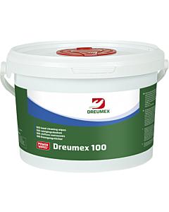 Dreumex 100 reinigingswipes emmer 100 stuks
