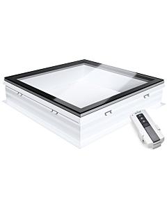 Skylux iWindow2 vlakglaskoepelset 100 x 100 cm