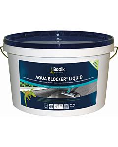Bostik Aquablocker grijs emmer 14 kg
