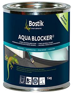 Bostik Aquablocker grijs blik 1 kg