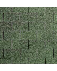 Iko shingles armourglass Plus 4-t.03 Amazone Groen 2 m2
