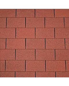 Iko shingles armourglass 4-t.14 rood gevl 3 m2