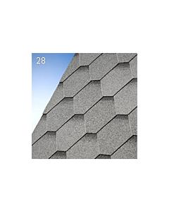 Iko shingles Armourshield 28 granietgrijs ultra 3 m2