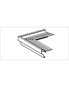 Roval Angle buitenhoek 60 x 50 mm  500 x 500 mm