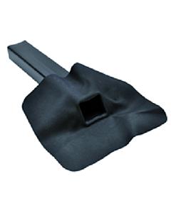 SealEco Groofy EPDM kiezelbak 60 x 100 x 400 mm 90°