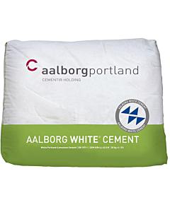 Aalborg witte cement CEM II/B-LL 42.5 N zak 25 kg