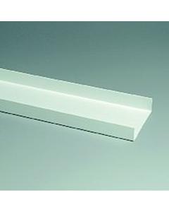 Attema u-profiel 20 x 70 x 20 mm lengte 5.50 m