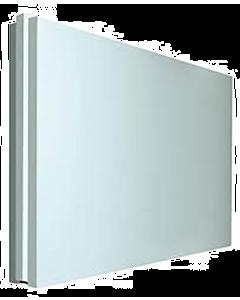 Gipsblok L100 normaal wit 500 x 450 x 100 mm