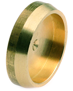 Bonfix afsluitplaat 28 mm knel