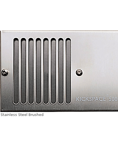 Remeha Kickspace grille 500 rvs