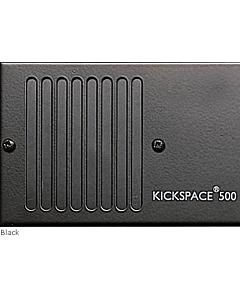 Remeha Kickspace grille 500 E/DUO zwart