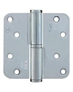 AXA kogelpaumelle 89 x 89 mm Links afgerond