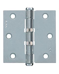 AXA kogelscharnier 76 x 76 mm verz.