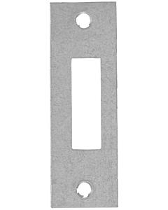 AXA sluitplaat kastslot L/R gegalv.