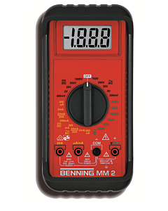 Benning multimeter MM 2