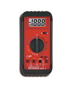 Benning multimeter MM 3