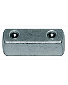 """Gedore aansluitvierkant 1/2"""" l = 38 mm"""