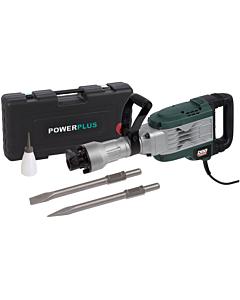 Powerplus Pro Power Hex30 breekhamer 1700W 50 Joule