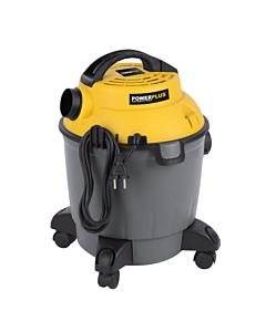Powerplus bouwstofzuiger nat/droog POWX321 1000W 18l