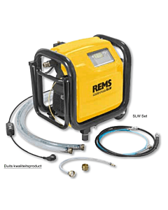 REMS Multi-Push spoel- en afperseenheid SLW Set