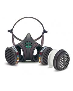 Moldex halfgelaatsmasker 8002 maat M